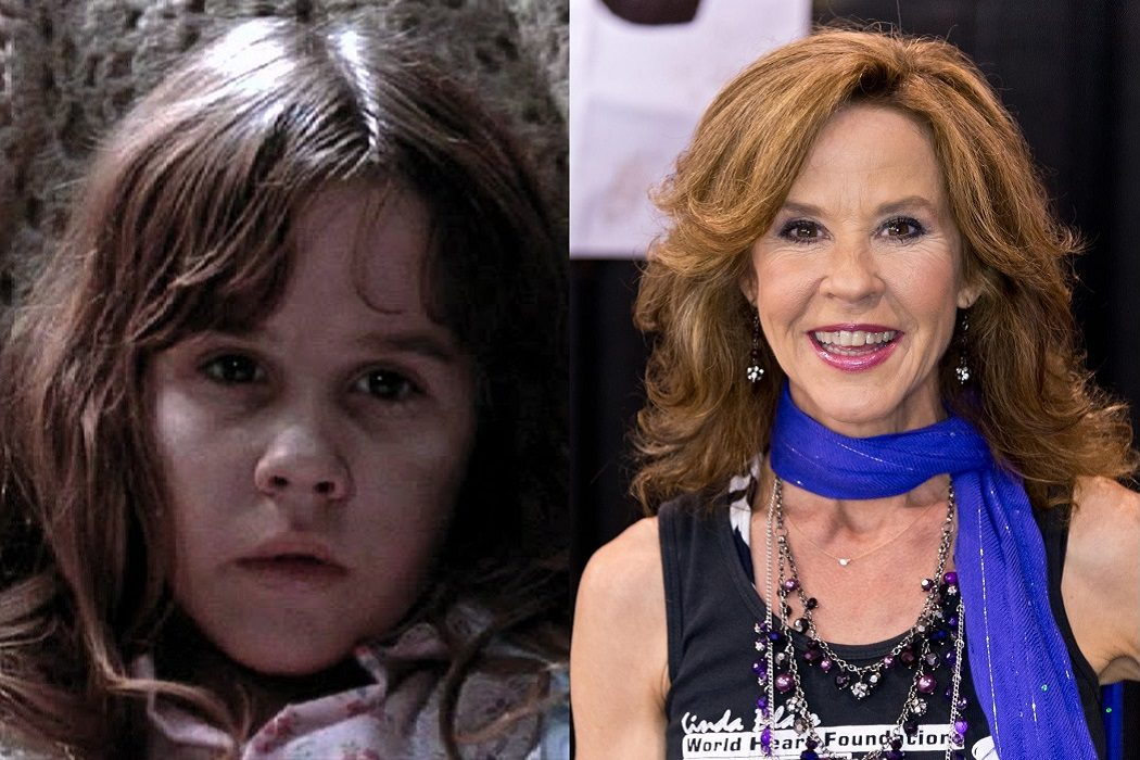 Linda Blair (Regan)
