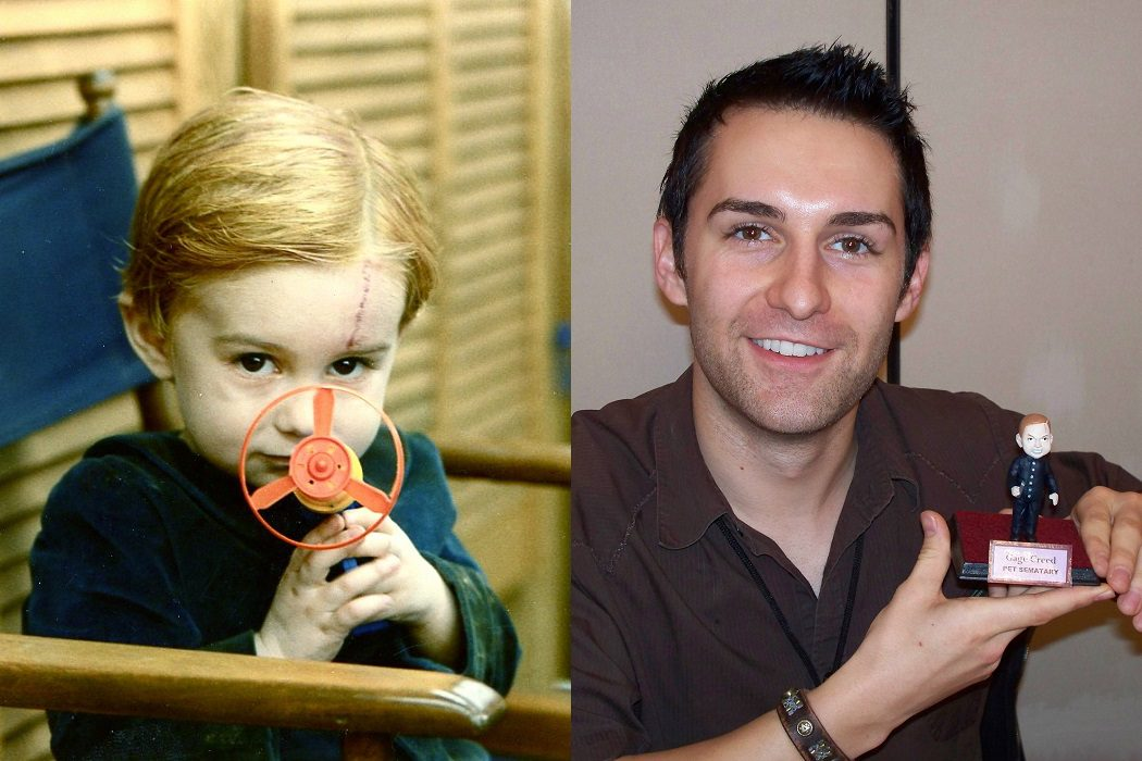 Miko Hughes (Gage Creed)