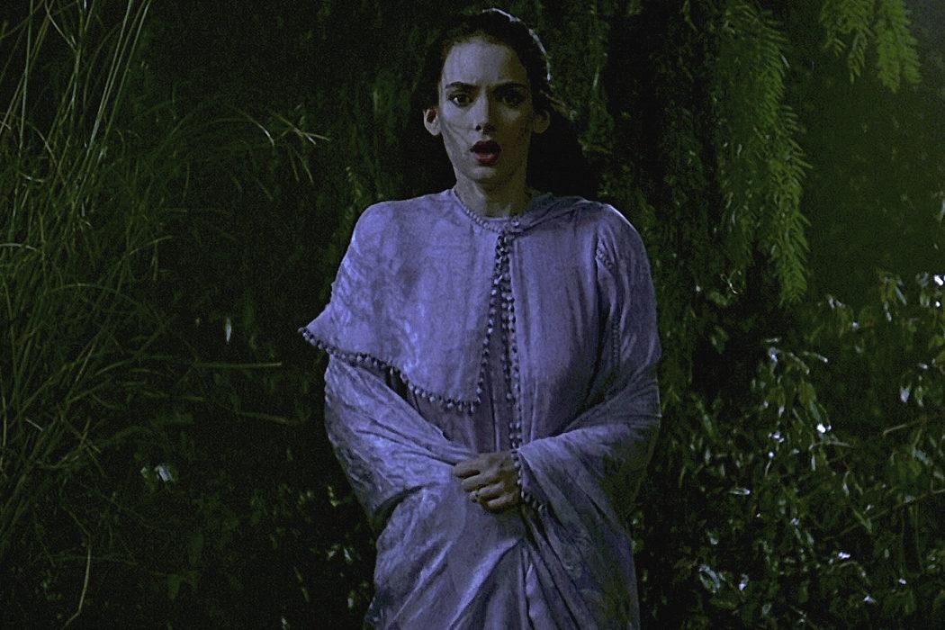 Winona Ryder en 'Drácula, de Bram Stoker'