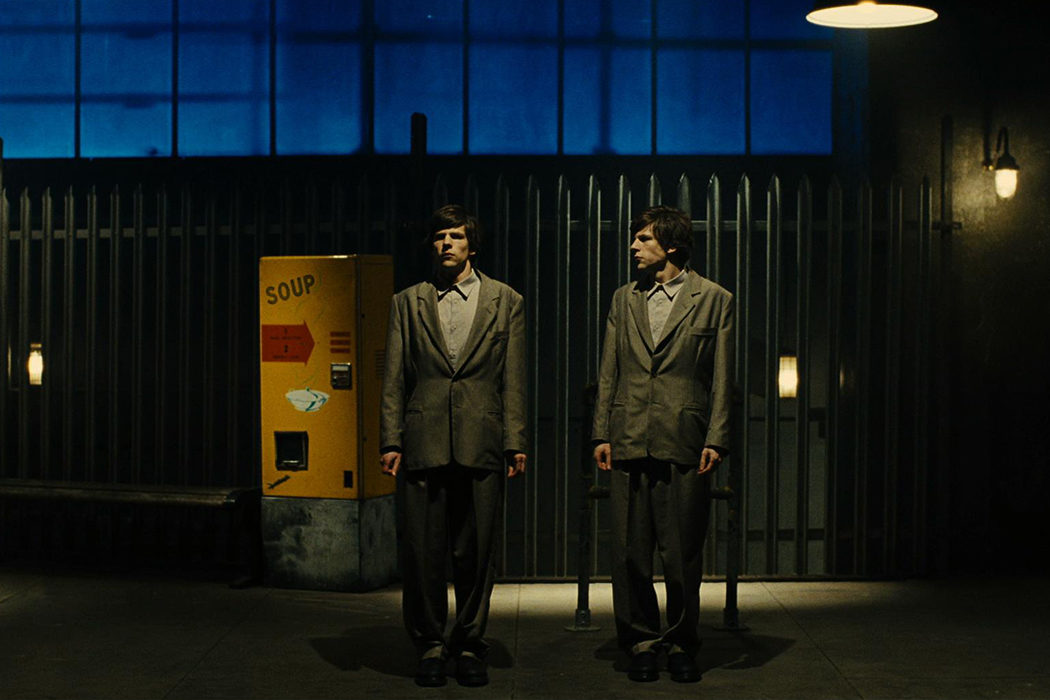 Jesse Eisenberg en 'The Double'