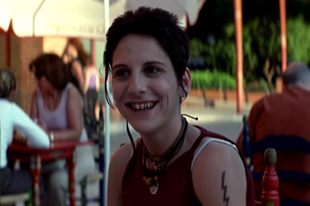'El palo' (2000)
