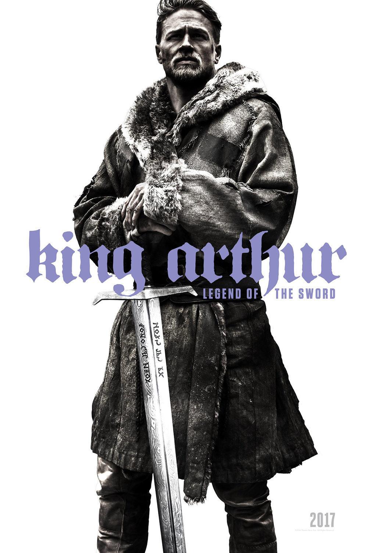Cartel de 'Rey Arturo: La Leyenda de la Espada'