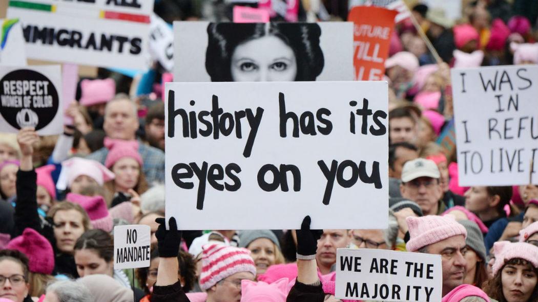 La historia te tiene el ojo echado