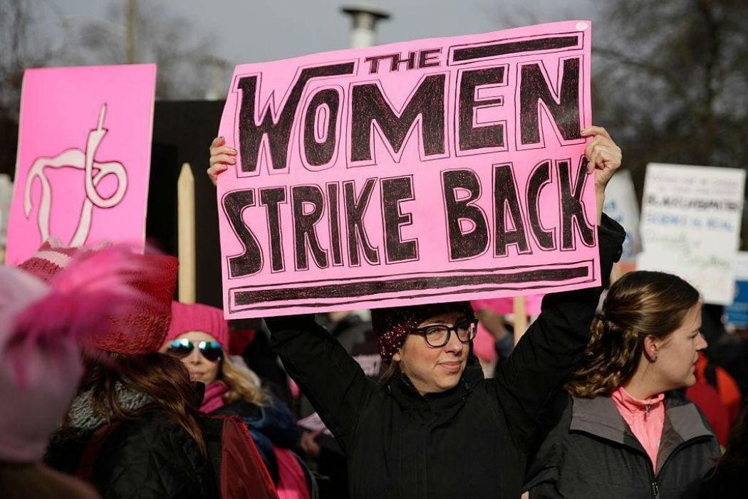 Las mujeres contraatacan