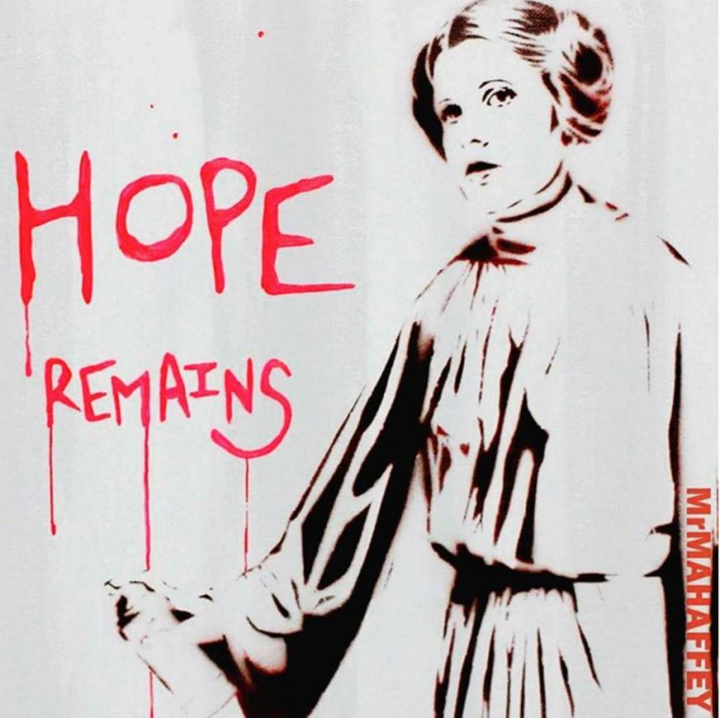 Queda esperanza