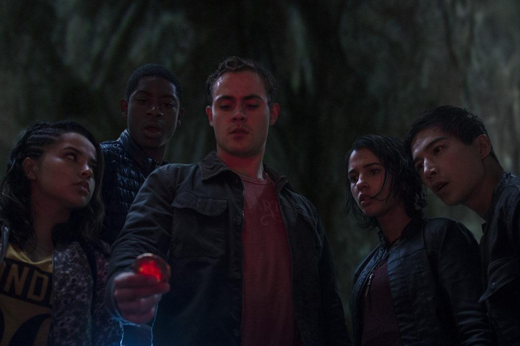 La nueva generación de Power Rangers