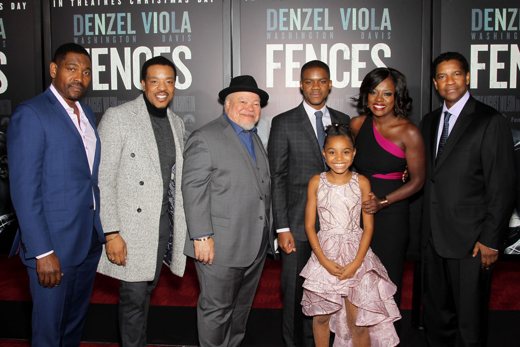 Guión Adaptado: 'Fences'