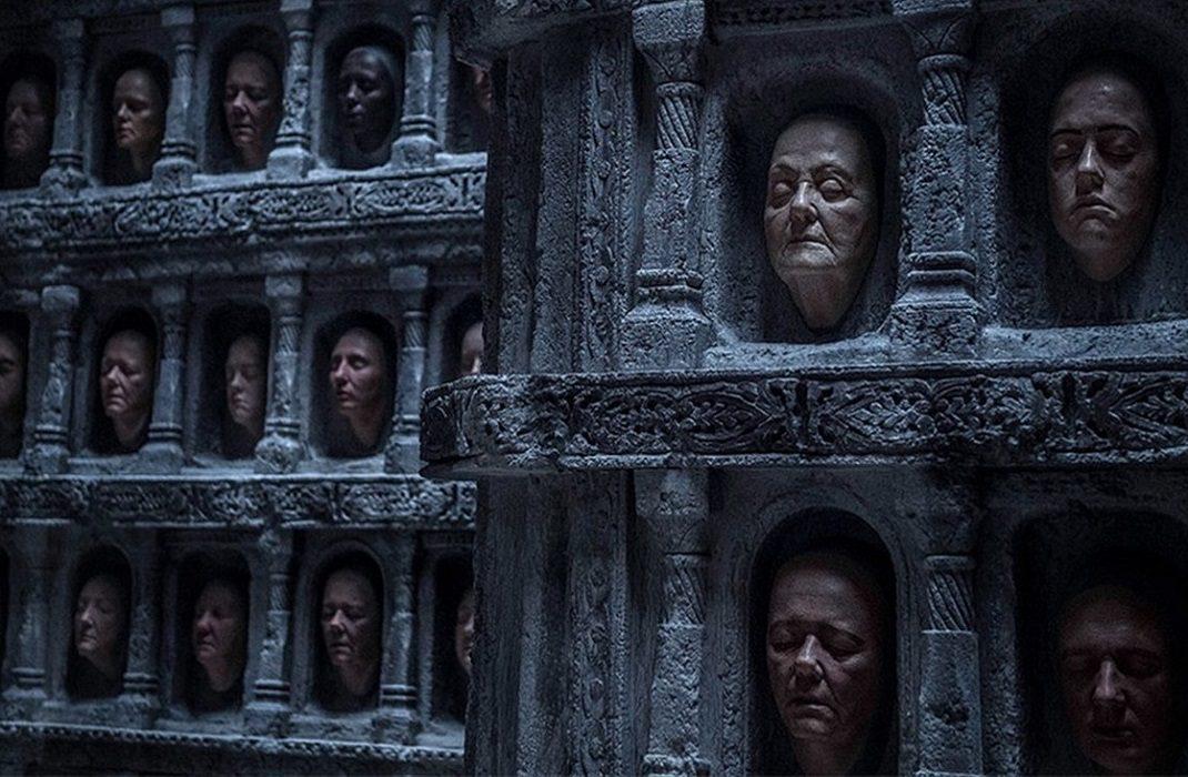 El origen de los Hombres sin rostro