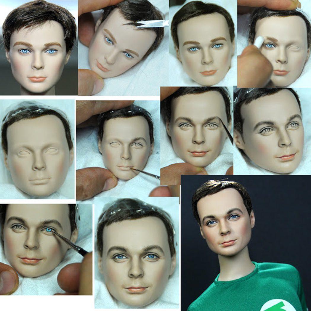 Sheldon Cooper de 'The Big Bang Theory'