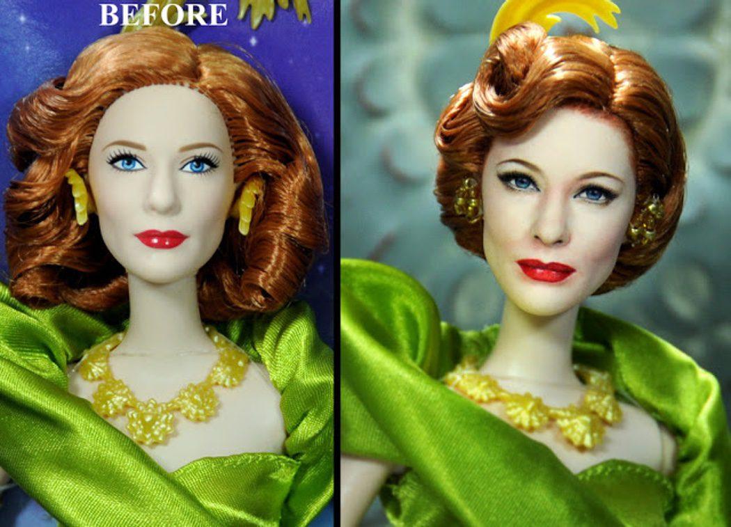 Lady Tremaine de 'Cenicienta'