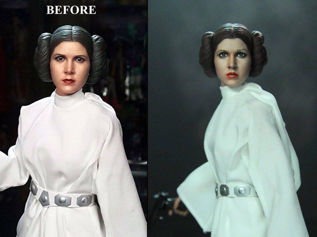 Princesa Leia de 'Star Wars'