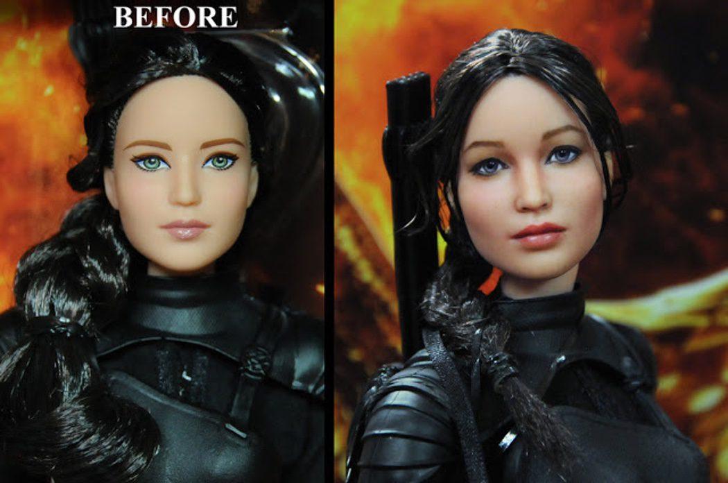 Katniss Everdeen de 'Los Juegos del Hambre'