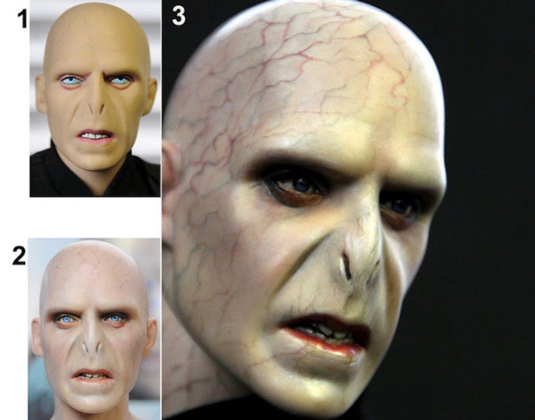 Lord Voldemort de 'Harry Potter'