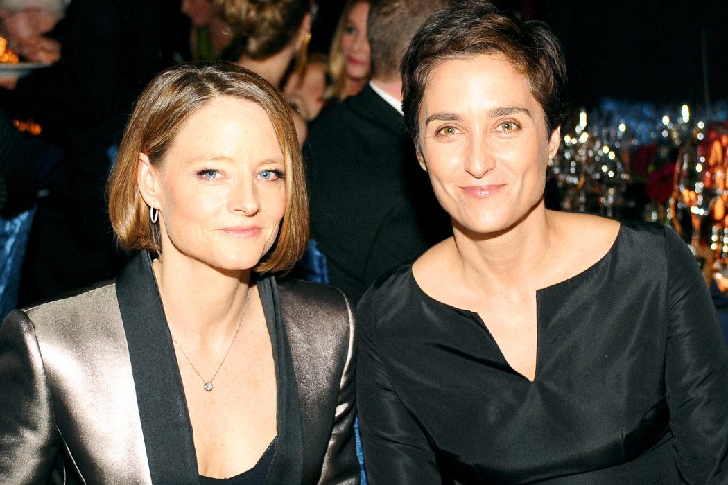 Jodie Foster y Alexandra Hedison