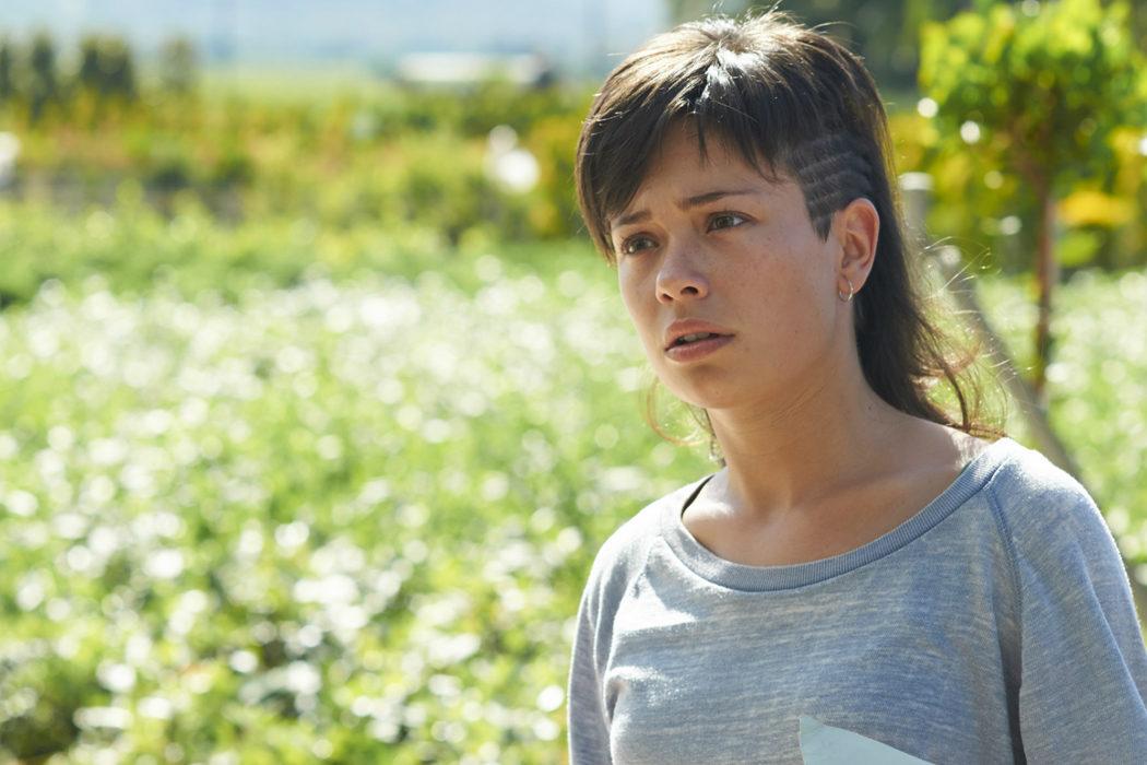 Anna Castillo por 'El olivo'