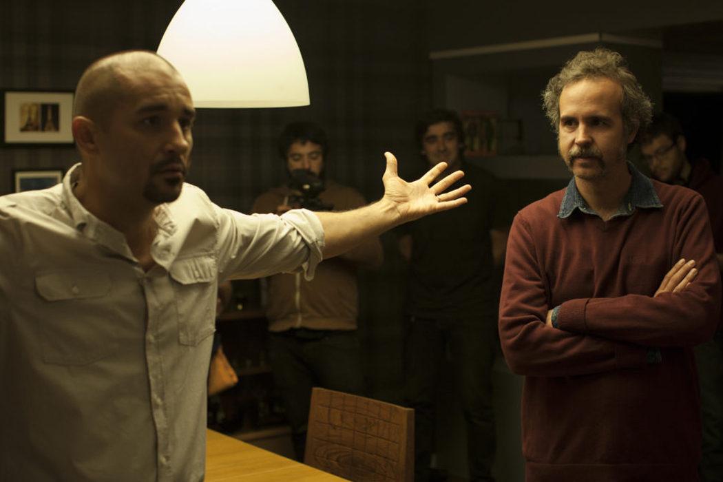Marc Crehuet por 'El rey tuerto'
