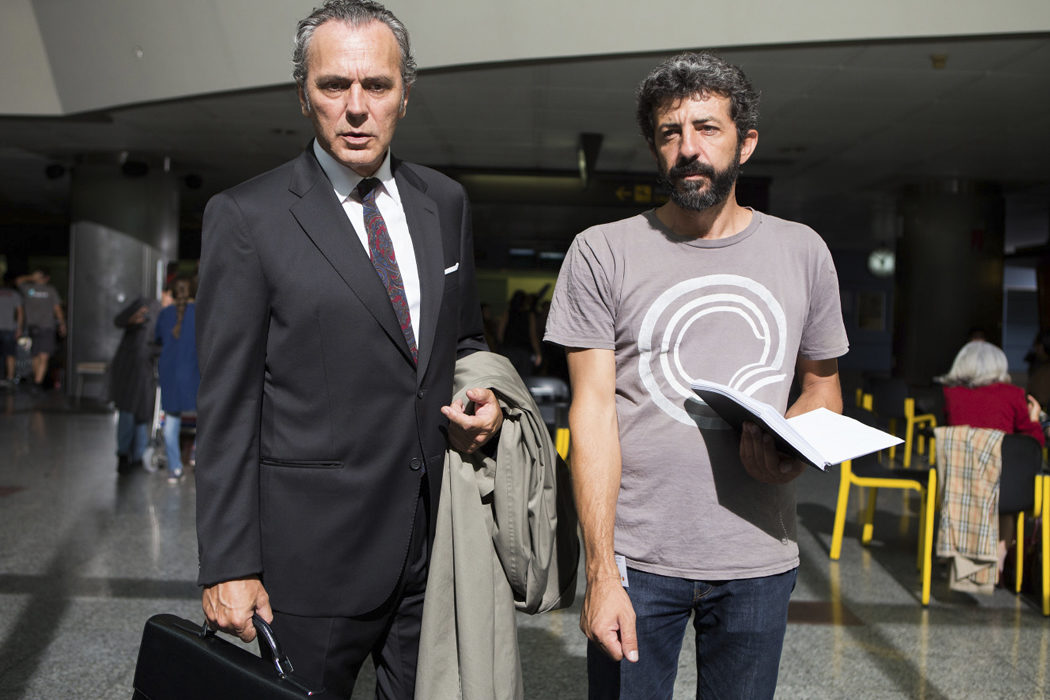Alberto Rodríguez por 'El hombre de las mil caras'