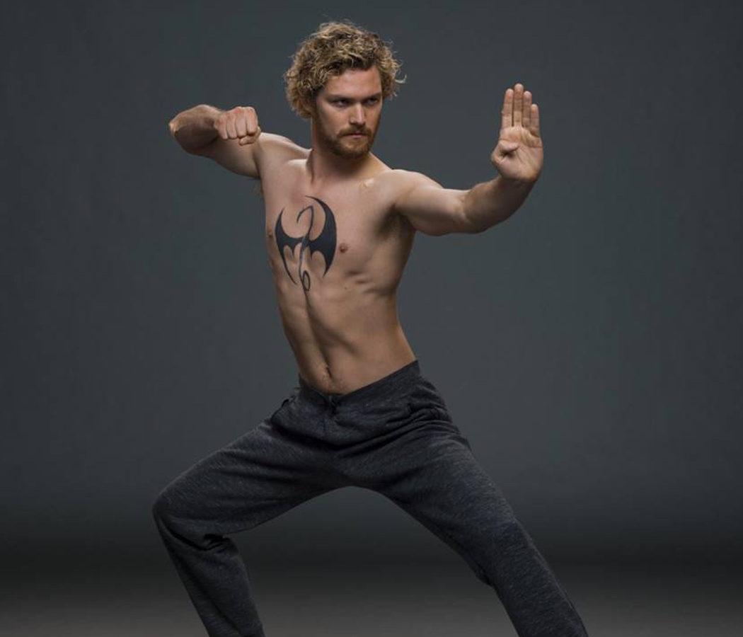 Iron Fist, maestro en artes marciales