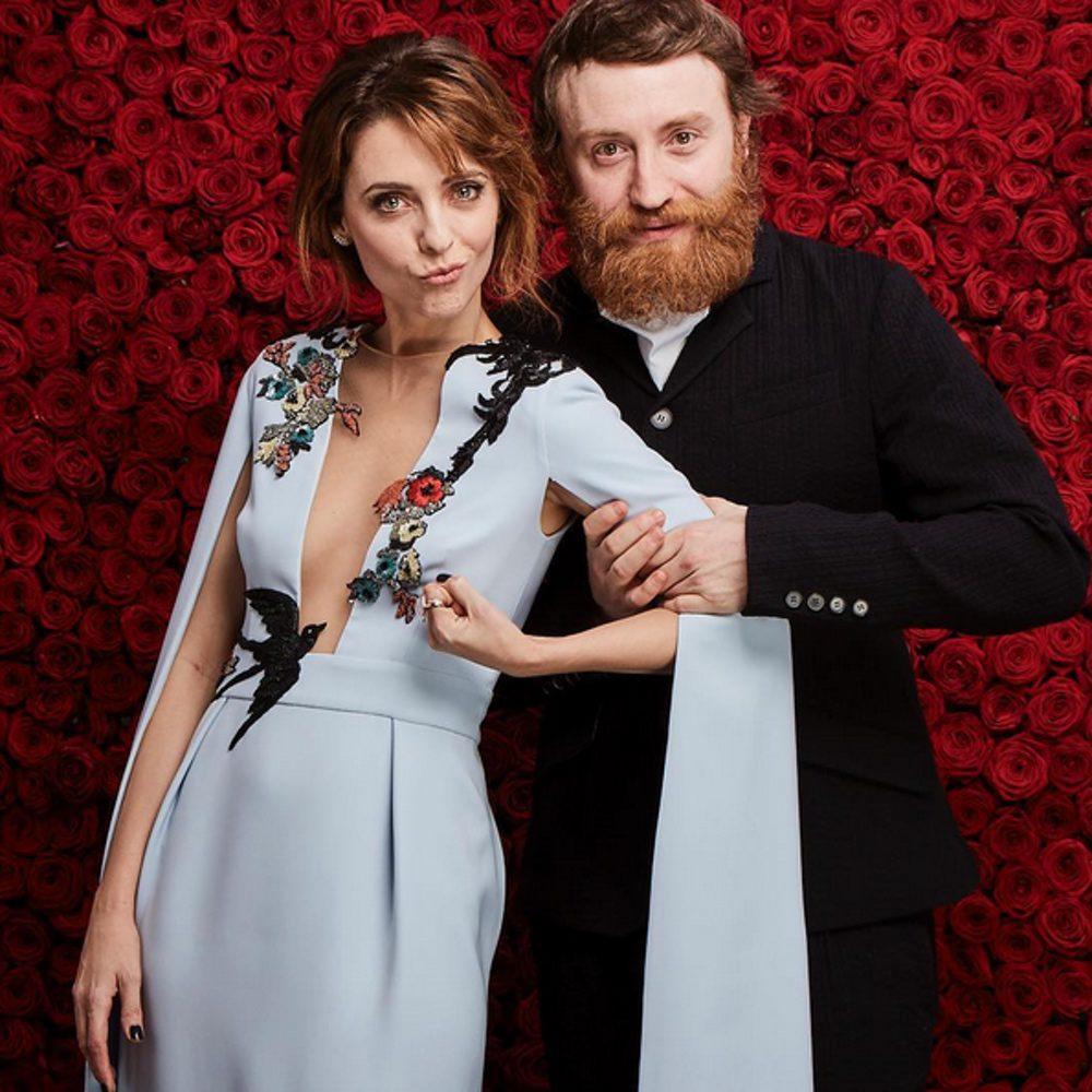 Leticia Dolera y Manuel Burque