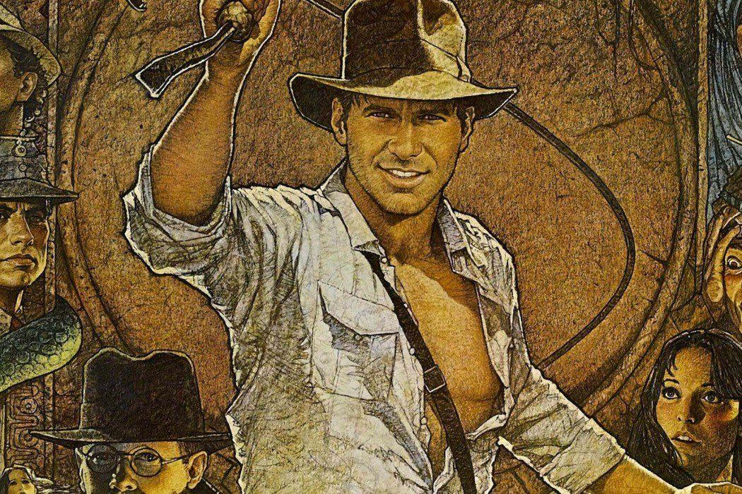 'Indiana Jones en Busca del Arca Perdida'