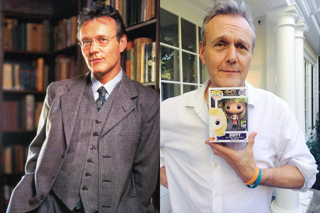 Anthony Head (Rupert Giles)