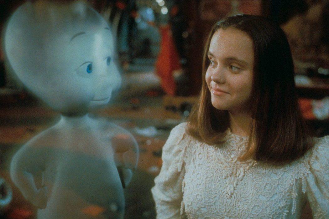 Kat Harvey ('Casper')
