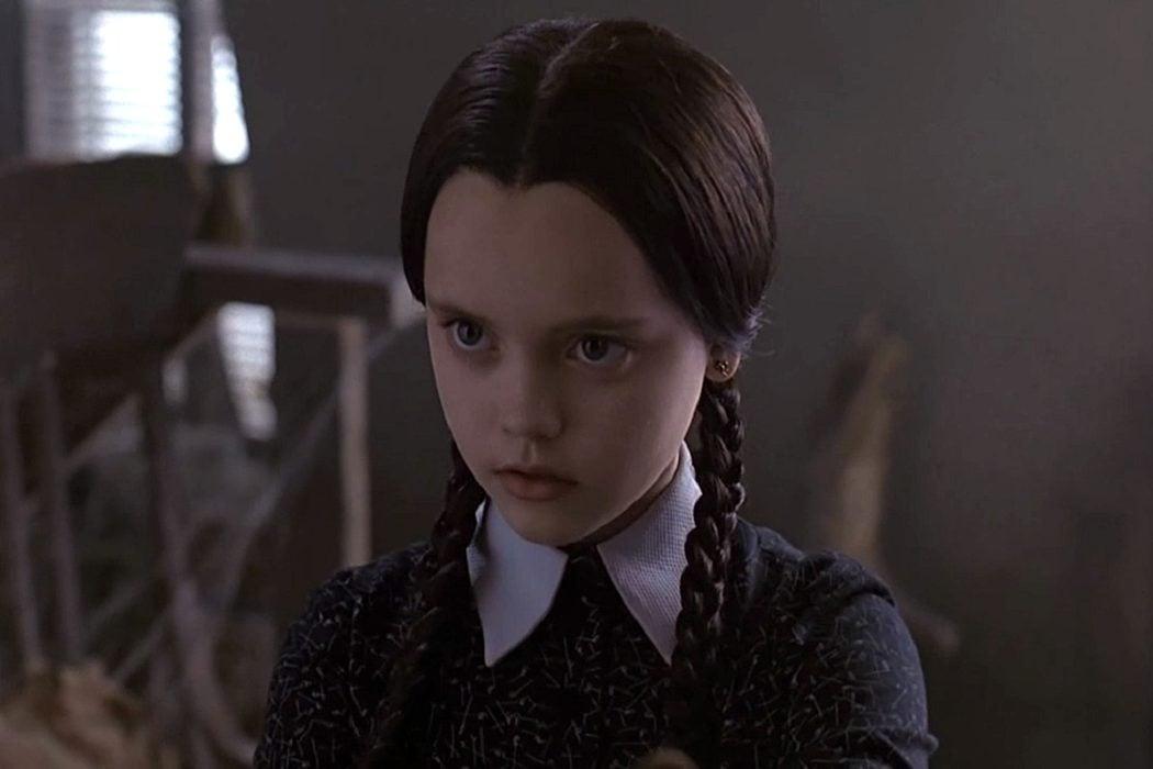 Miércoles Addams ('La familia Addams')