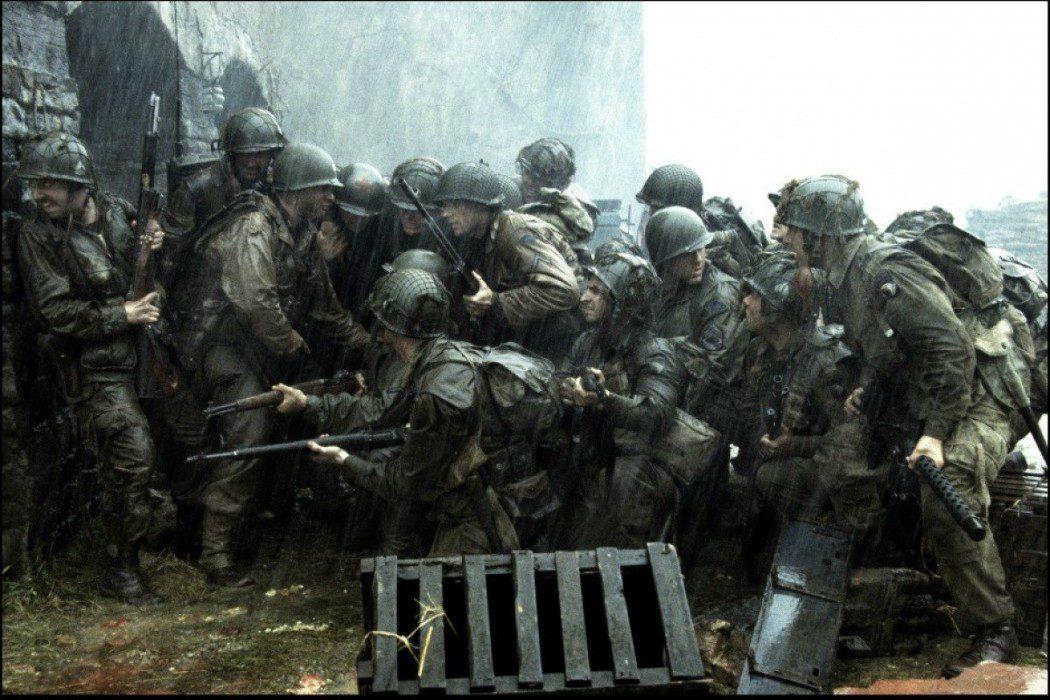 'Salvar al soldado Ryan'