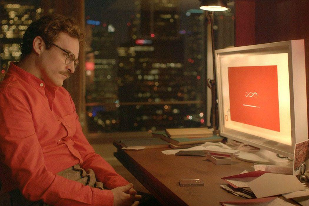 Theodore y su sistema operativo, Samantha