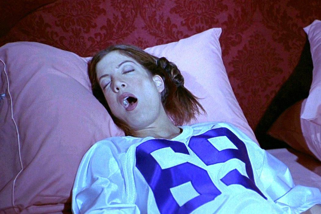 Tori Spelling y el fantasma de 'Scary Movie 2'