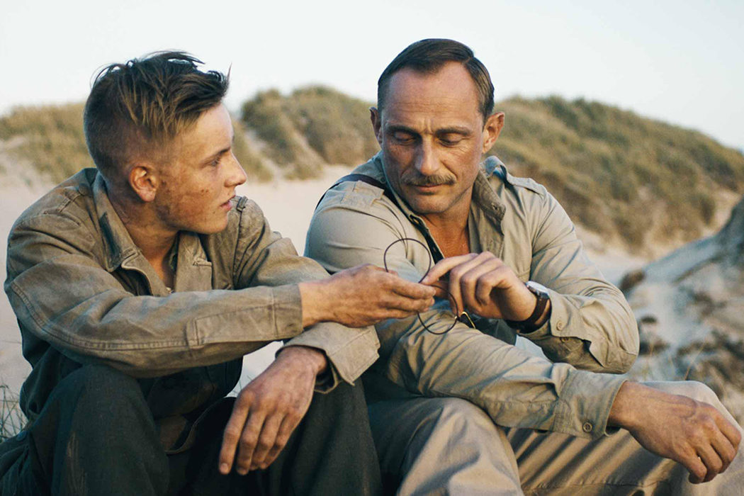 'Land of Mine. Bajo la arena' (Dinamarca)