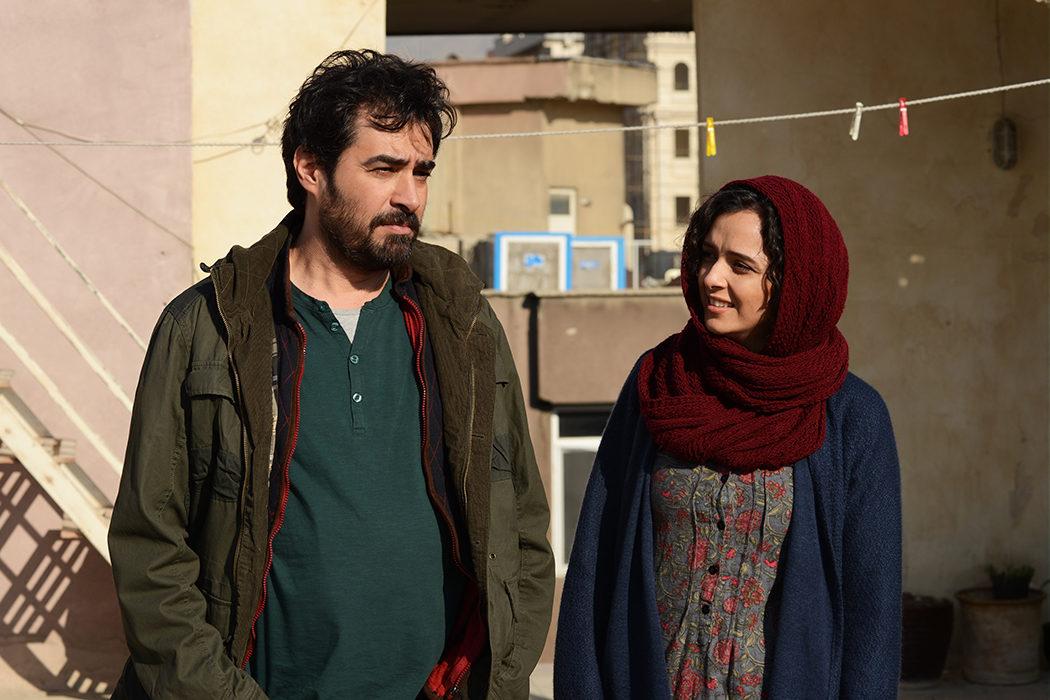 'El viajante' (Irán)