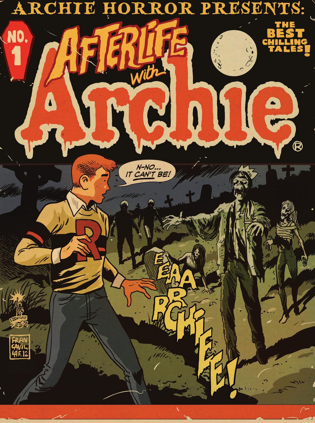 Archie contra los zombies