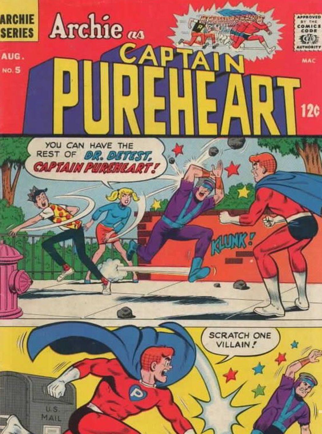 Archie superhéroe
