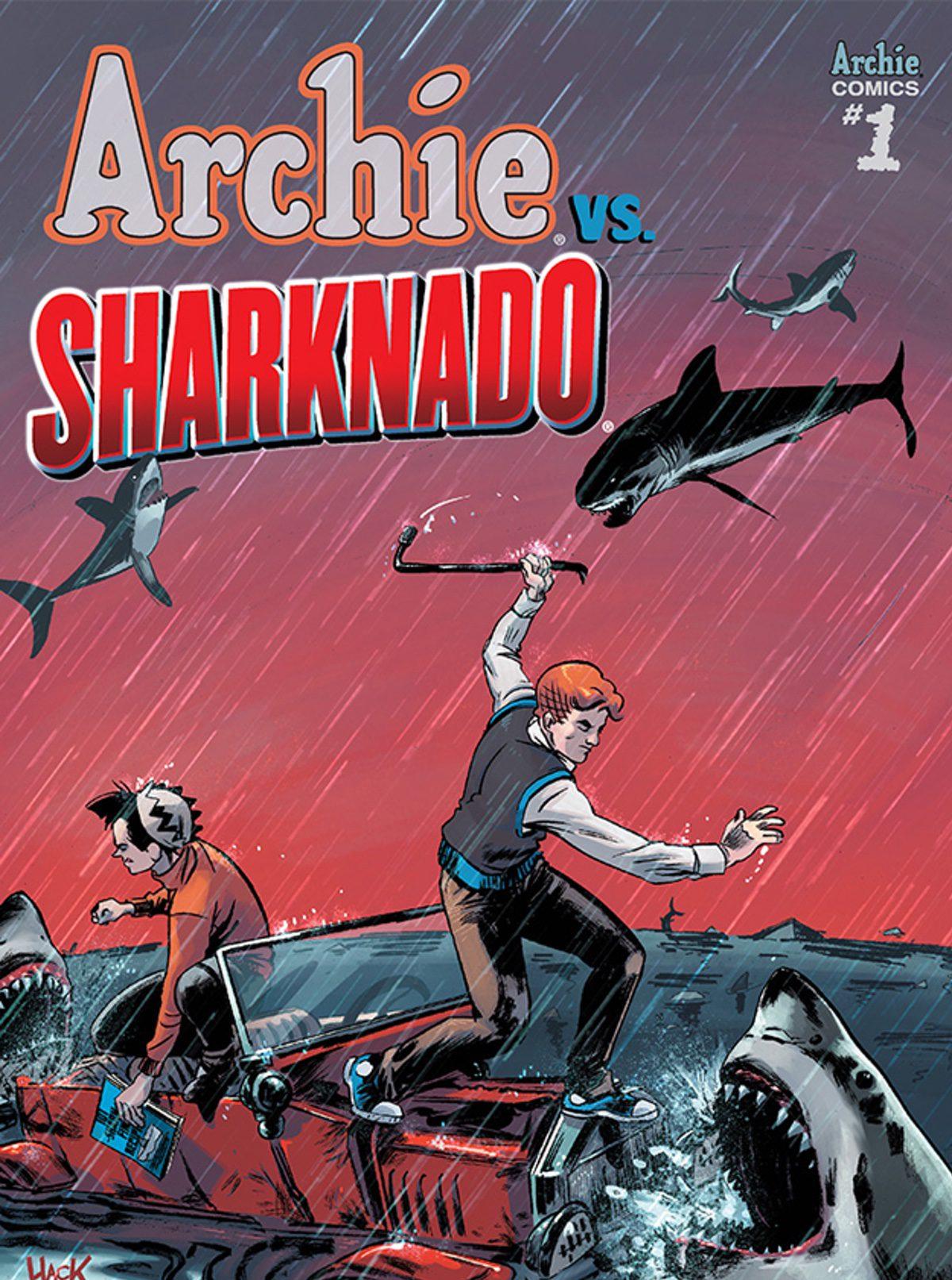 Archie contra Sharknado