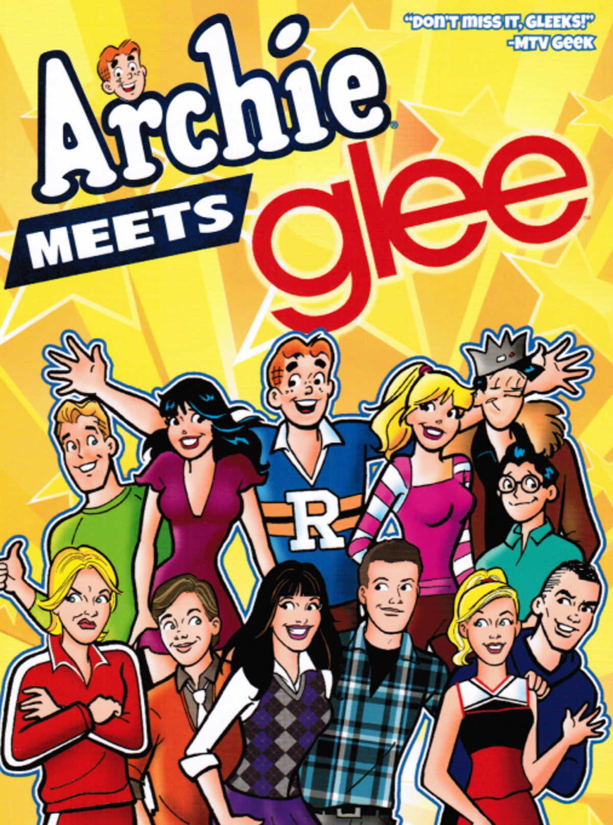 Archie se incorpora al Glee Club