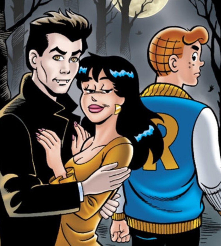 Archie vive una historia de amor crepuscular