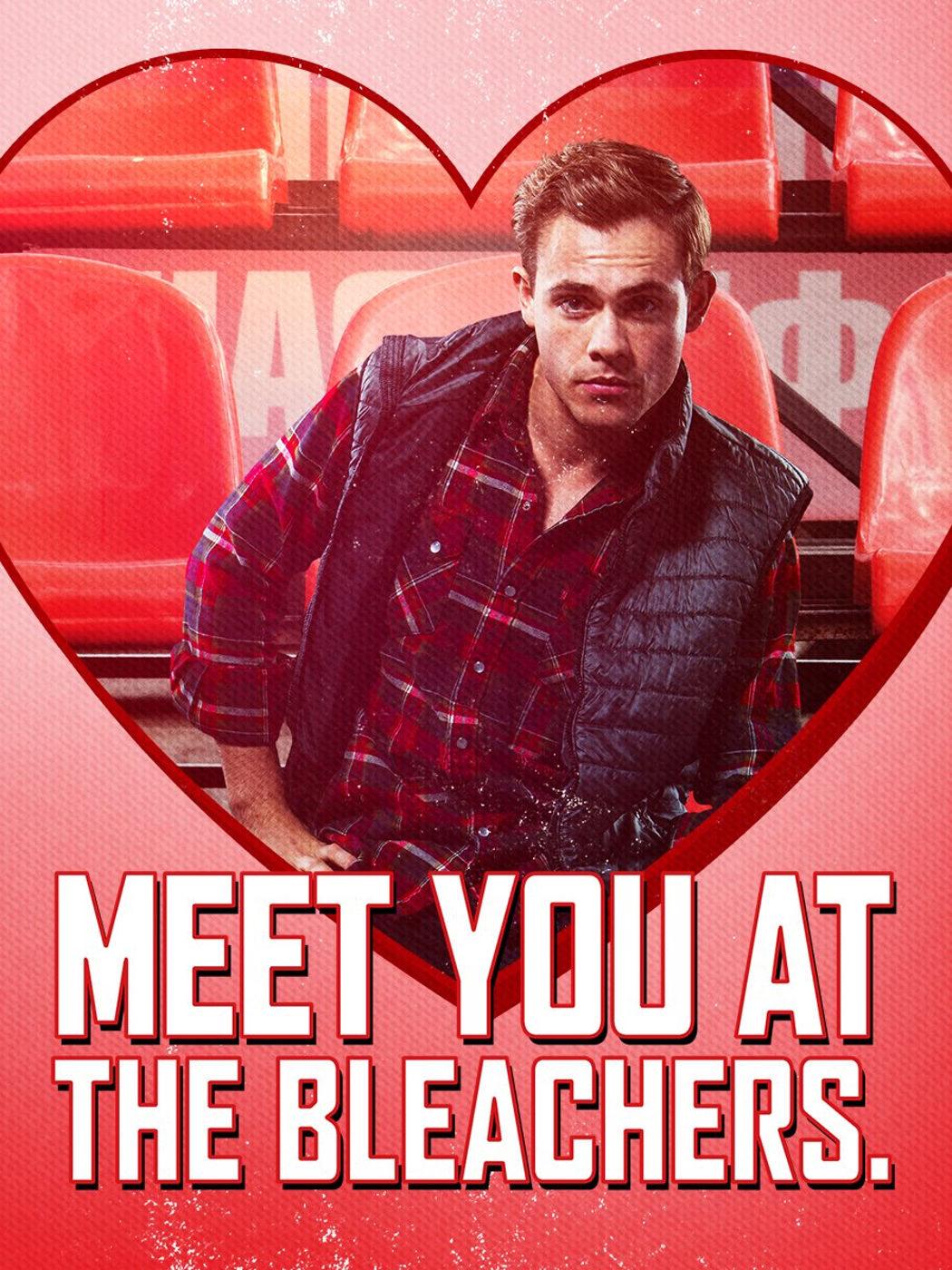 Ranger rojo quiere conocerte