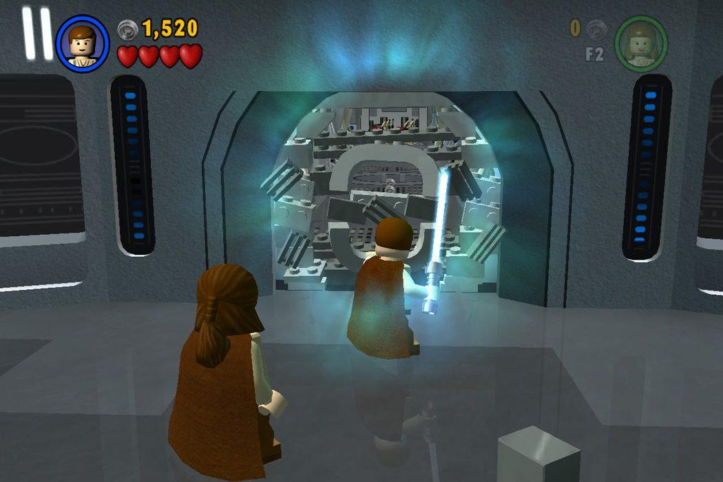 'Lego Star Wars'