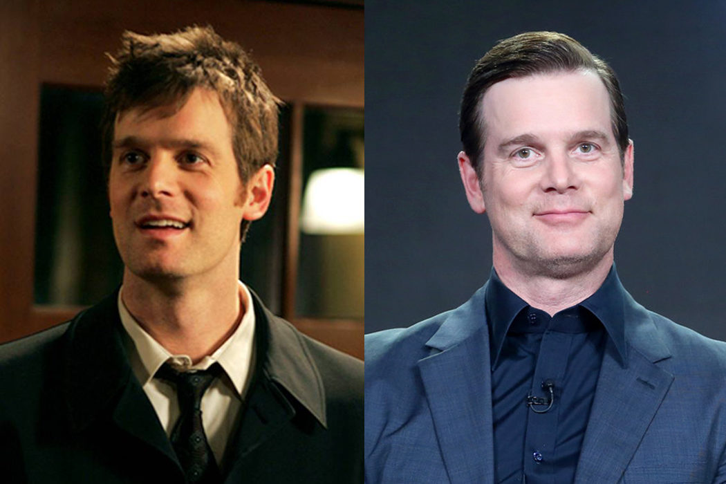 Peter Krause (Nate Fisher)