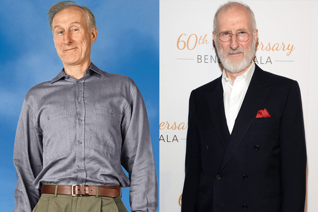 James Cromwell (George Sibley)