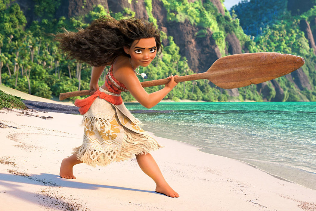 'Vaiana' (Ron Clements y John Musker)