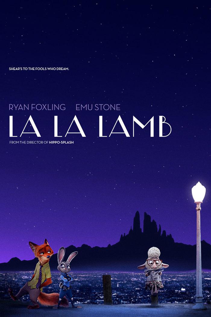 'La la lamb'