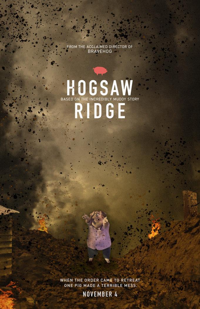 'Hogsaw Ridge'