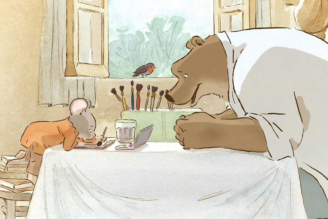 'Ernest y Célestine' (2012)