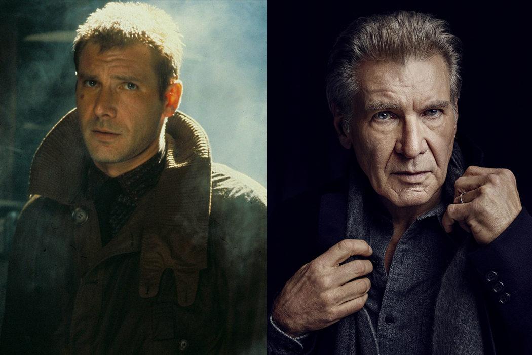 Harrison Ford (Rick Deckard)