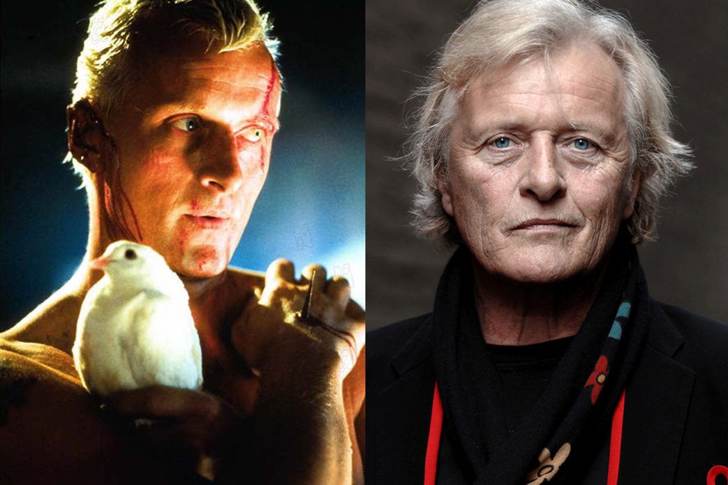 Rutger Hauer (Roy Batty)