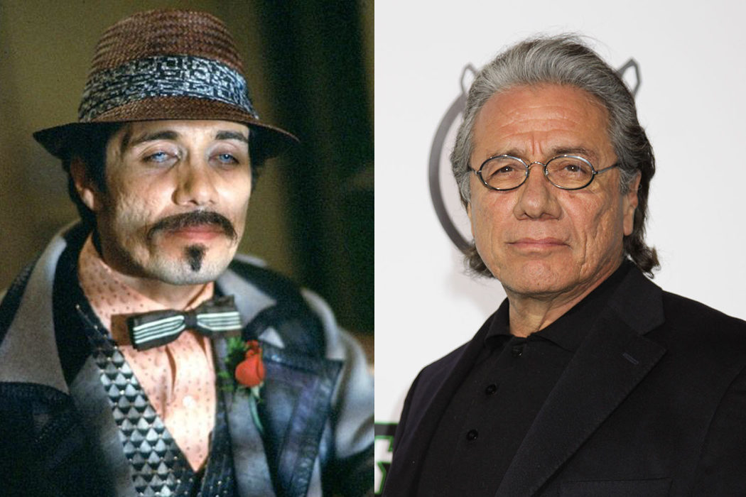 Edward James Olmos (Eduardo Gaff)
