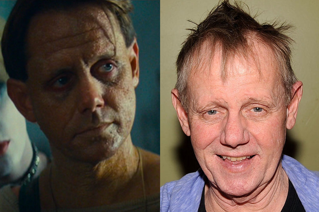 William Sanderson (J.F. Sebastian)