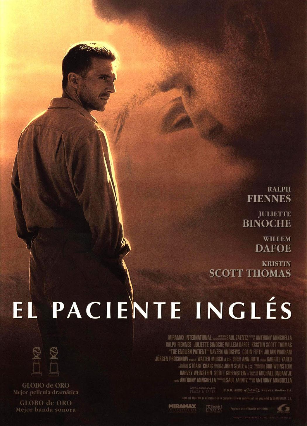 'El paciente inglés' (1996)